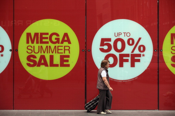 UK retail sales unexpectedly fall in August - CityAM