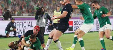 Rugby World Cup notes: Scotland face battle to progress as Fiji fall to foul play