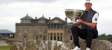 Dundee switch helped Victor Perez break his European Tour duck at St Andrews