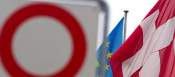 Switzerland and the European Union are unlikely to reach an agreement this year over their long-awaited partnership treaty, debate over which has caused relations to sour, the country's economy minister said today.