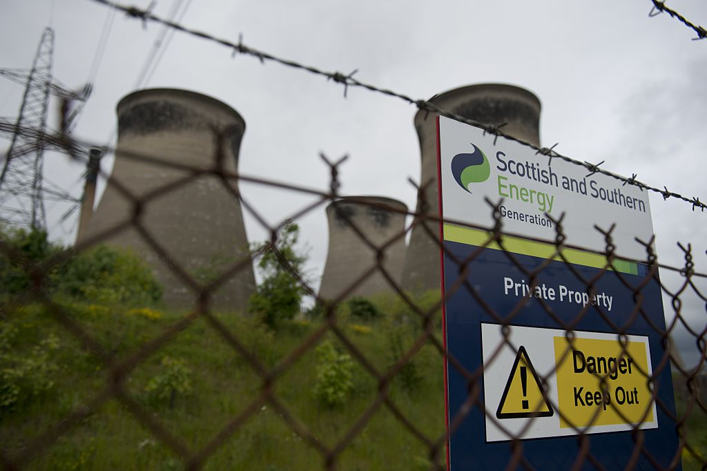 SSE sells energy services business to Ovo in £500m deal - CityAM