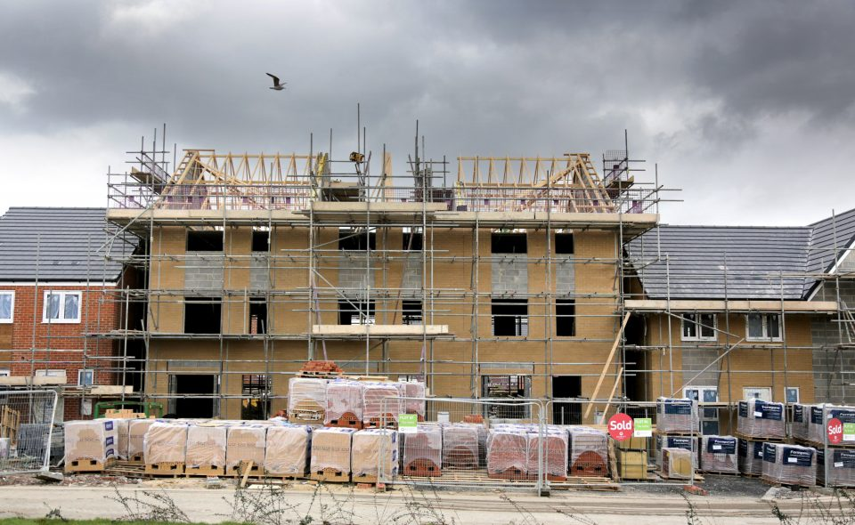 Taylor Wimpey warned squeezed profit margins would continue into 2020