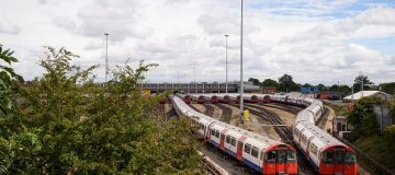 The Piccadilly line signalling upgrade is one of TfL's major projects