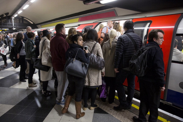 Northern Line suspended