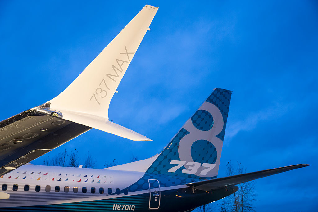 Boeing 737 Max: Europe 'will not accept' FAA's safety decision on grounded jet