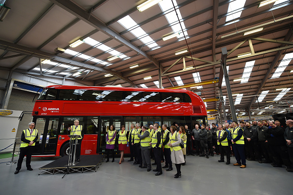 Wrightbus in rescue talks as 1,400 jobs at risk