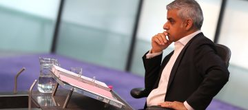 Sadiq Khan under fire for calling Shaun Bailey 'frit' in heated City Hall exchange