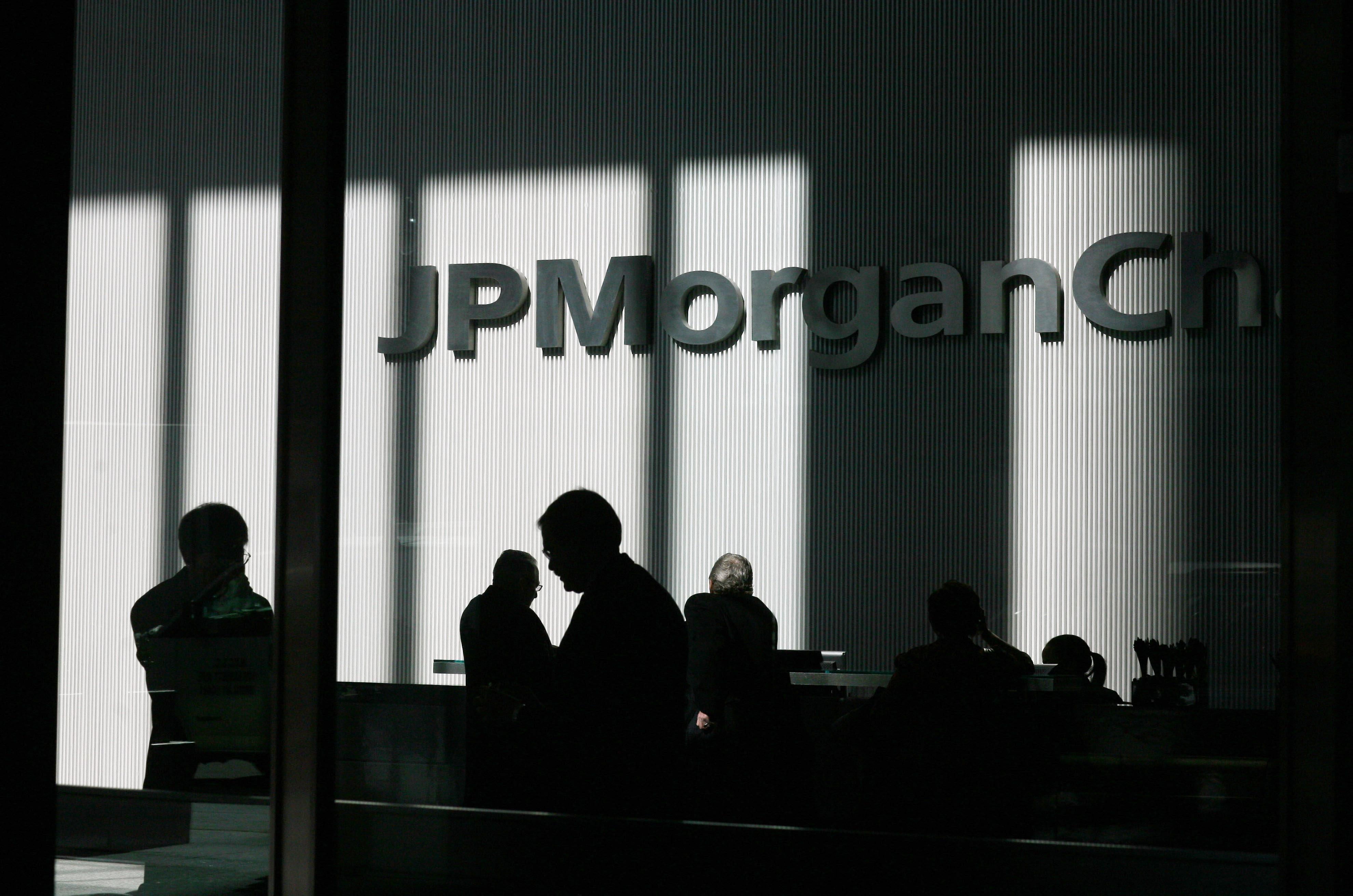 US charges JP Morgan precious metals traders with market manipulation and 'racketeering' - CityAM