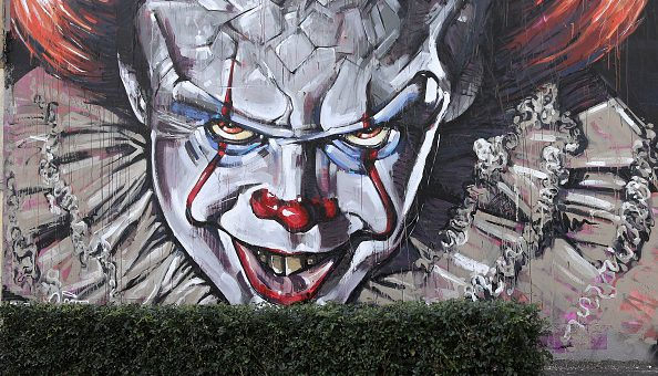What fears would Pennywise use to terrify you and your office?