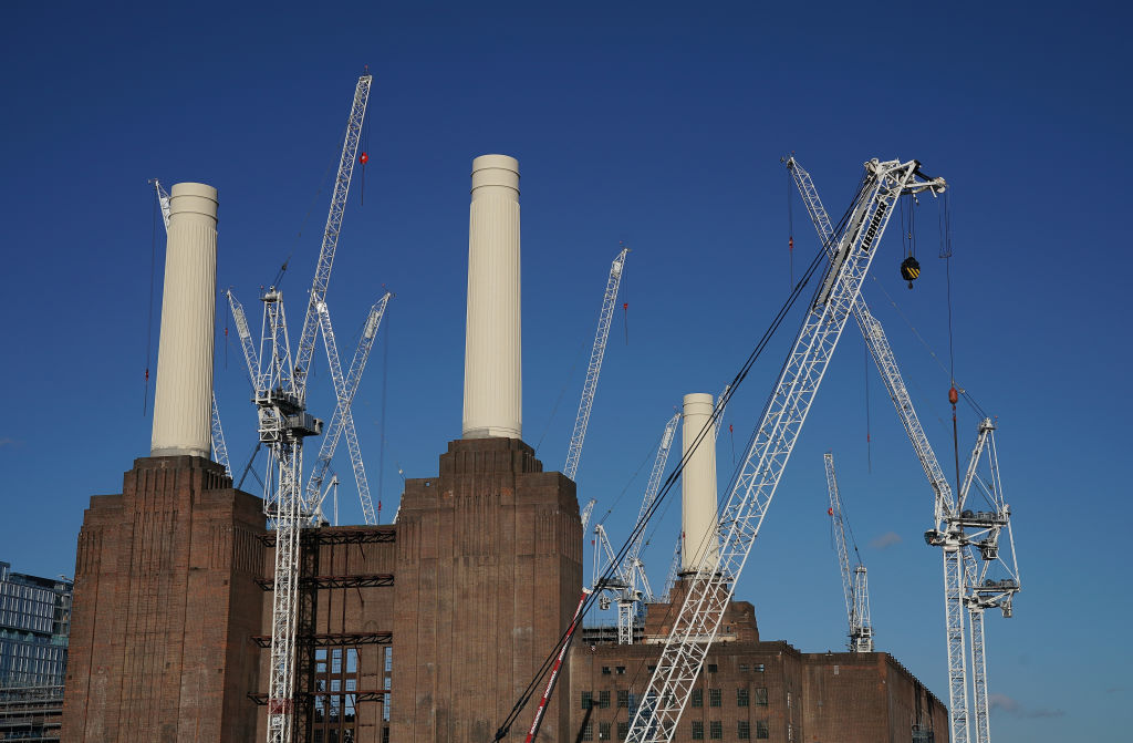Battersea Power Station secures £600m funding for regeneration project - CityAM