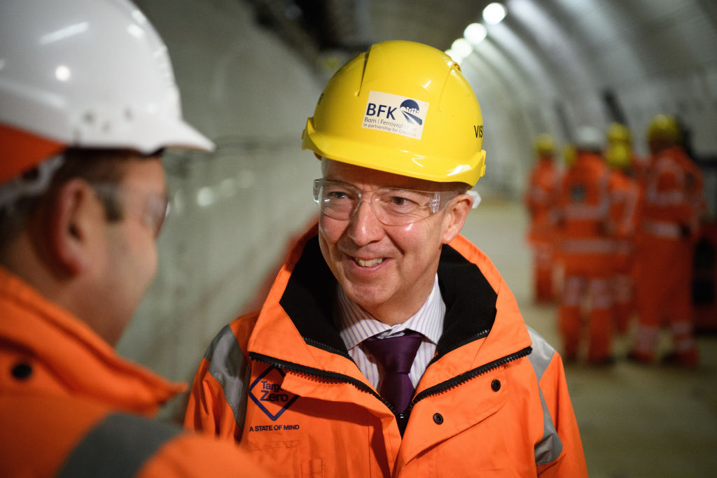 Mike Brown hits out at 'bonkers' TfL borrowing limits