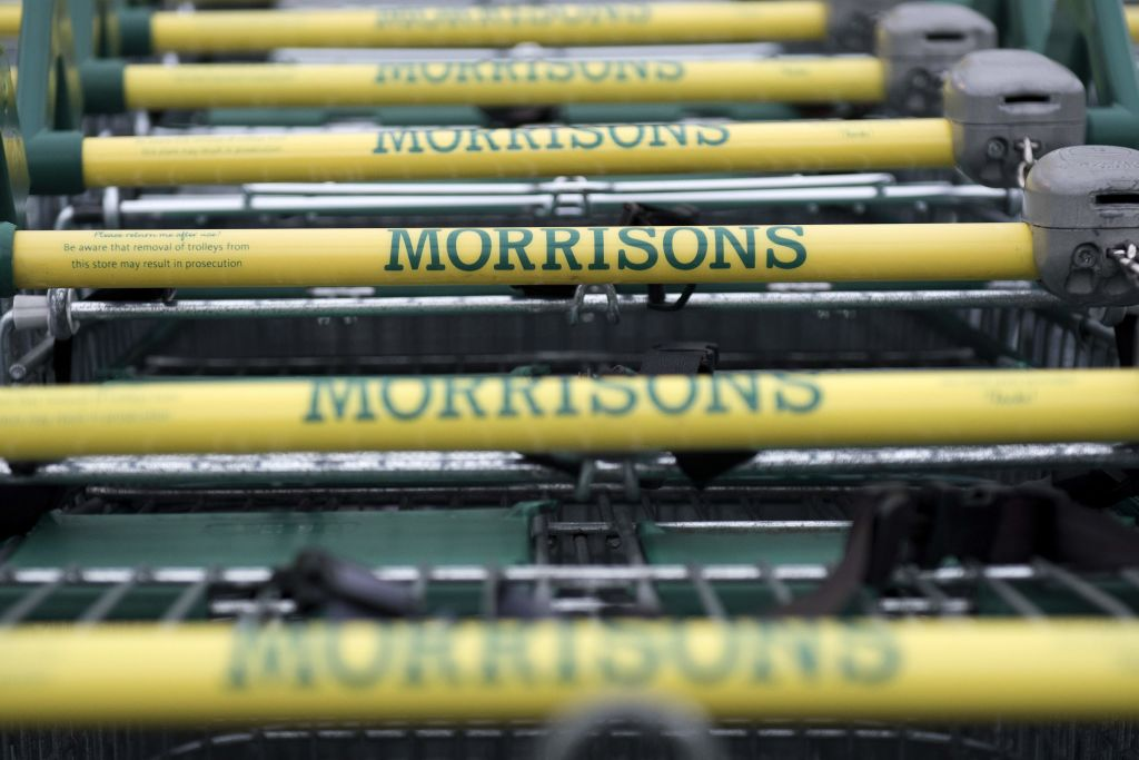 Morrisons extends Amazon partnership as it delivers flat half-year sales