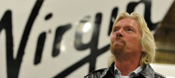 Sir Richard Branson's Virgin Galactic faces first investor vote of confidence on stock market listing