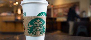 Caffeine kick: Starbucks rolls out coffee delivery service across UK cities