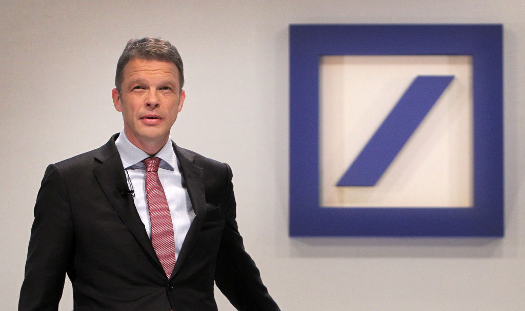 Boss Christian Sewing to buy £19,000 of Deutsche Bank shares every month until 2023