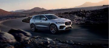 Jaguar F-Pace SVR review: An SUV brute