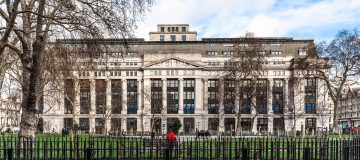 Billionaire businessman Teddy Sagi buys Grade II-listed Holborn building for £300m