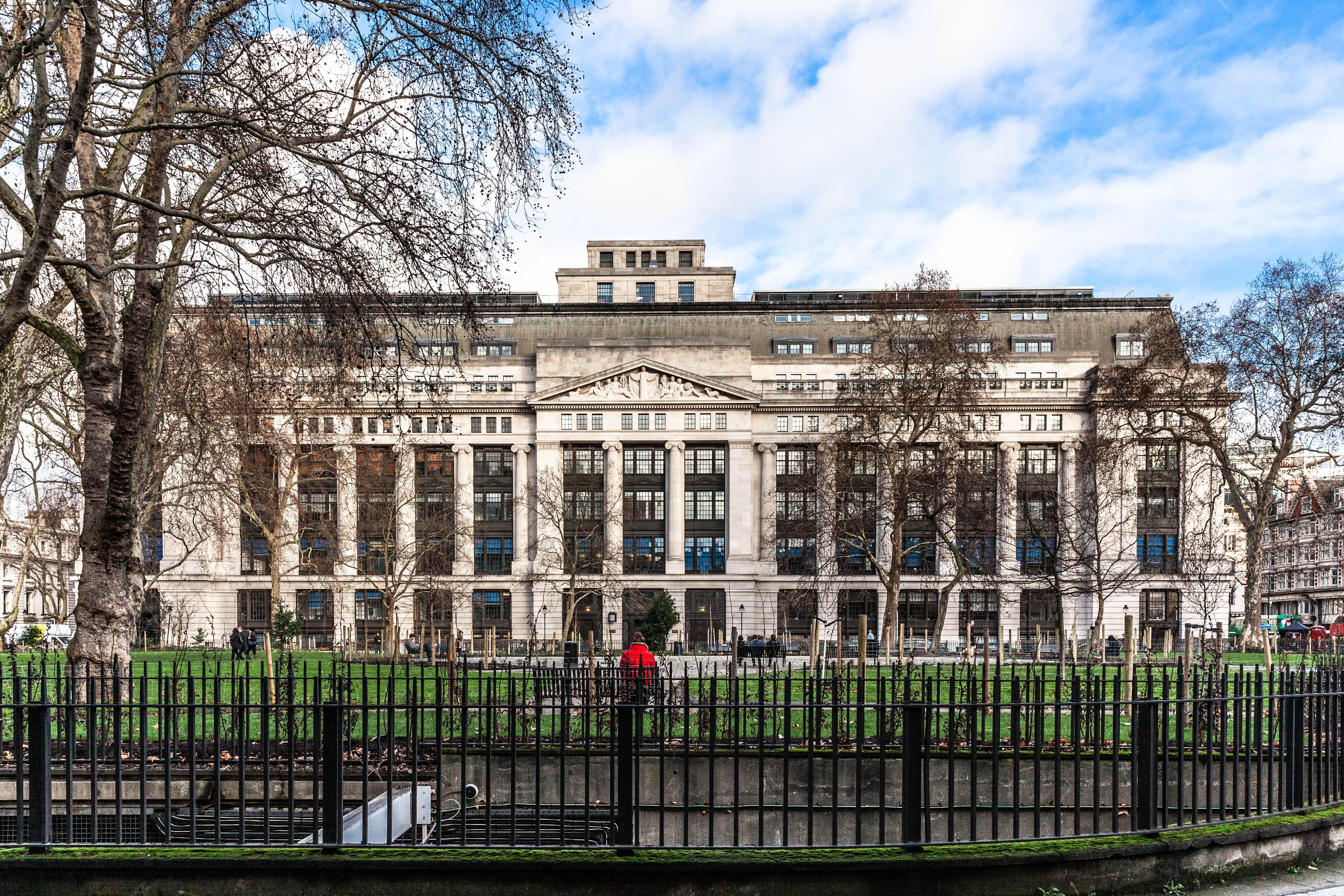 Labtech buys Grade II-listed Holborn building for £300m