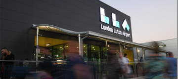 'Tatty and antiquated': Luton ranked worst large UK airport for fourth year running