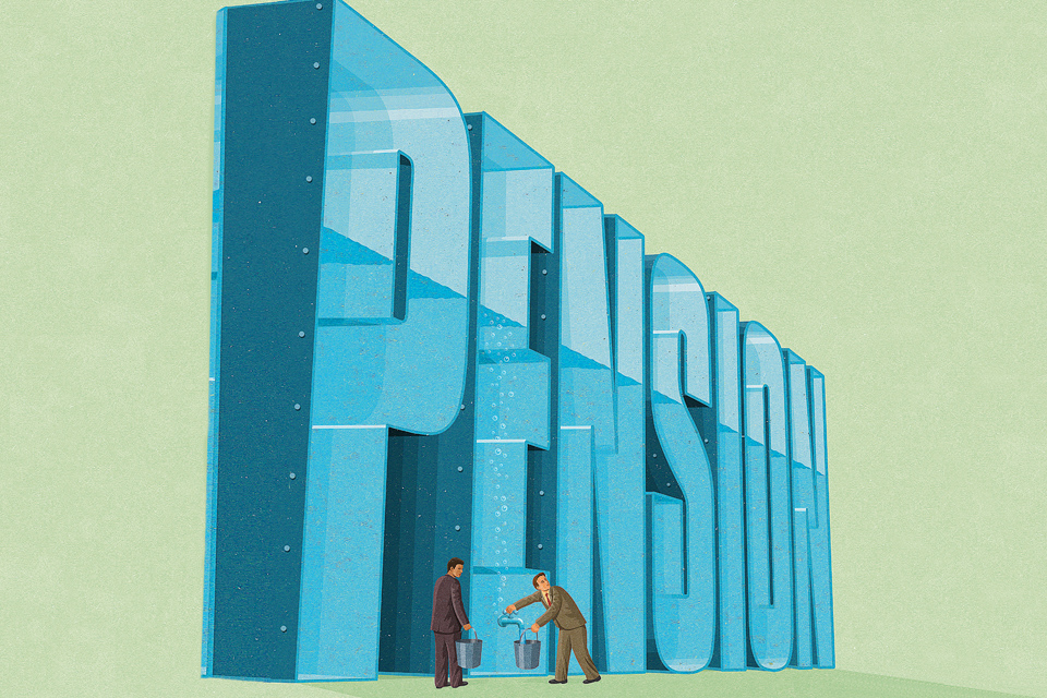 What a con: Four common tactics used to scam pension savers