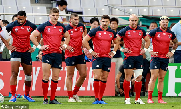 RUGBY WORLD CUP BETTING TIPS: ENGLAND COULD HAVE WINGS CLIPPED BY EAGLES
