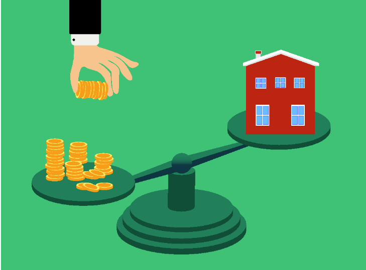Selling your home? The price must be right...