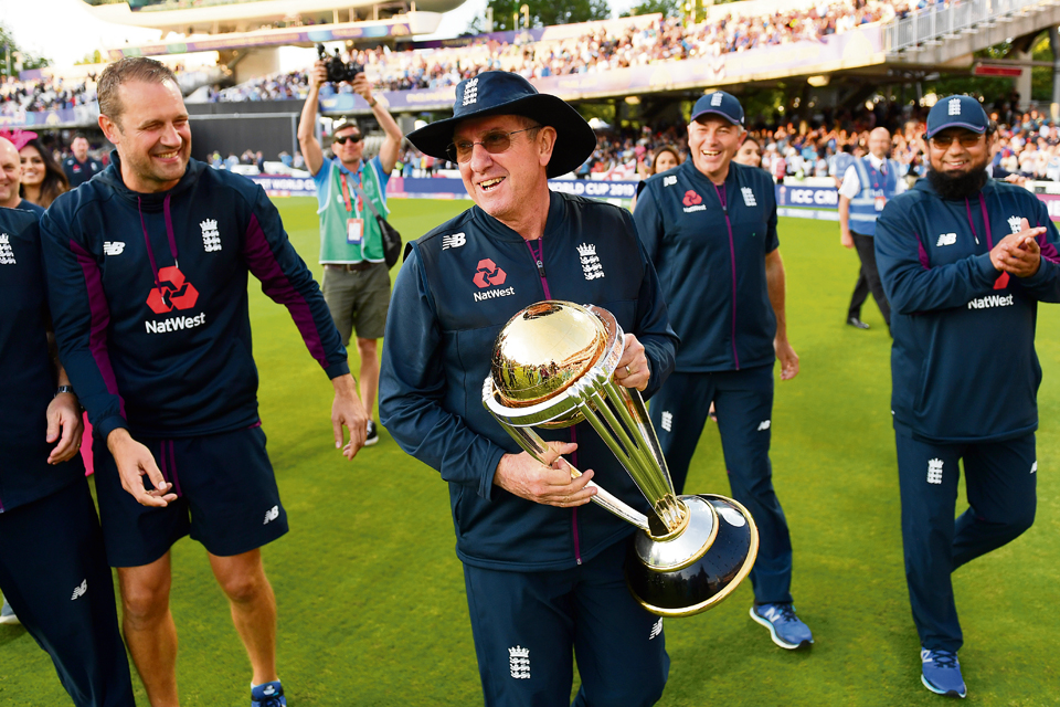 Head coach Trevor Bayliss leaves England with lopsided legacy
