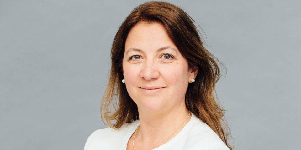 Nuria Tarre, City Football Group's chief marketing officer