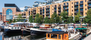 Focus on Wapping: First-time home buyers are taking advantage of City connections and 'sensible' prices