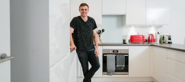 'It's empowering to buy a shared ownership home'
