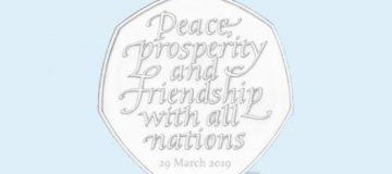 Treasury halts production of Brexit coins