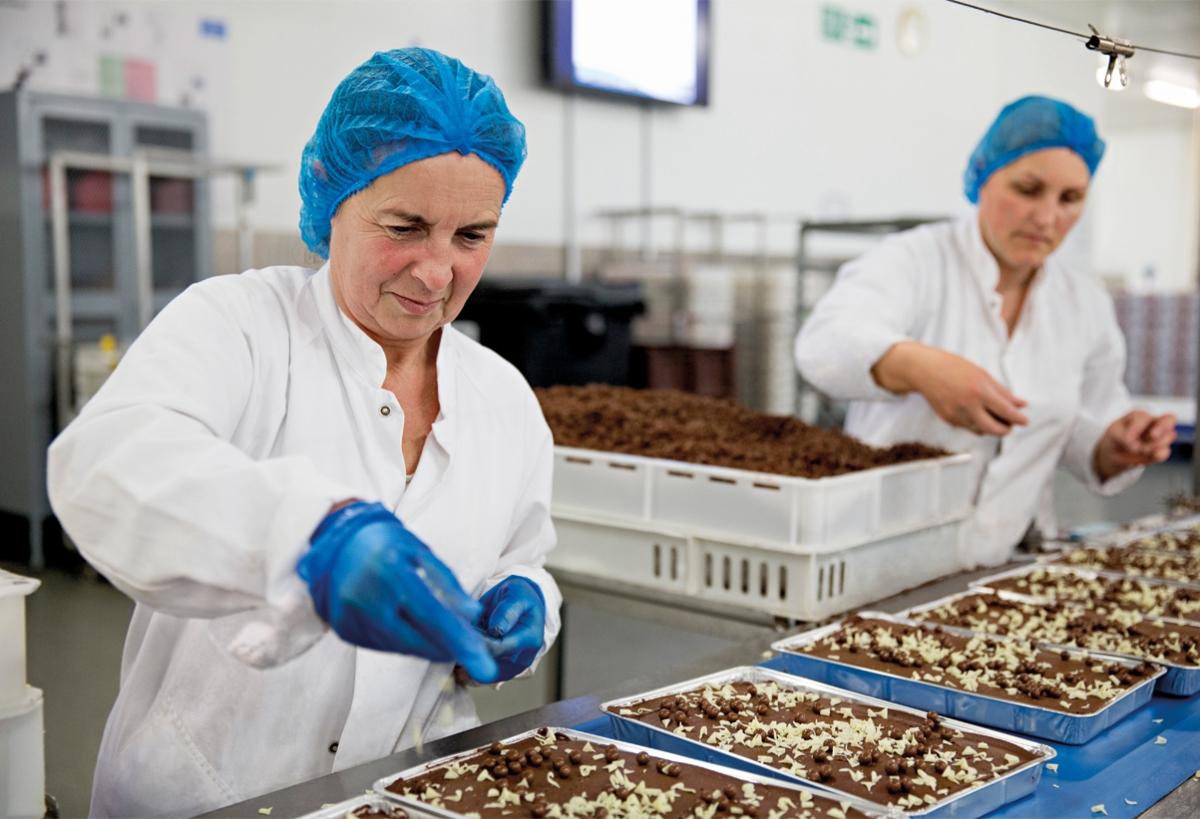 Revenue rises at cake-maker Finsbury Foods as it targets vegan market