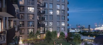 New builds: Homes on the market in London this week, from a former modernist office in Croydon to luxury flats in Mayfair