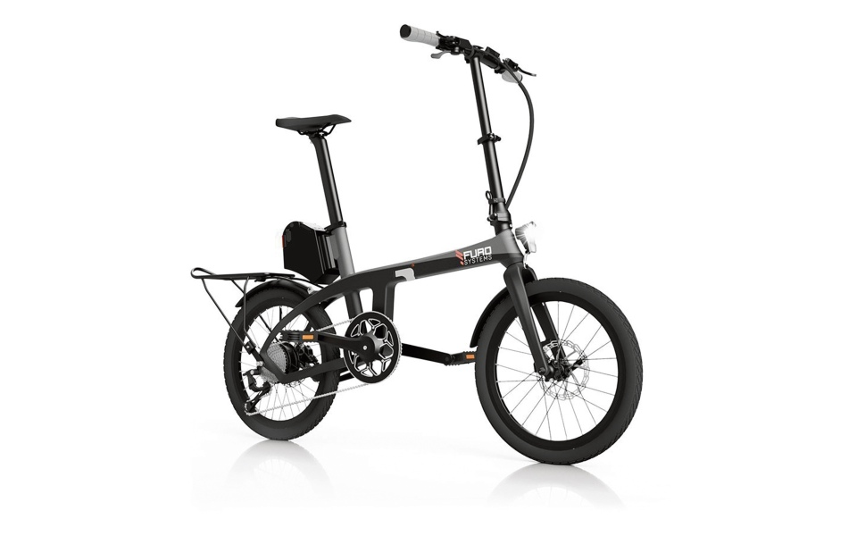 FuroSystems Furo X review: A slick and stylish carbon fibre electric folding bike with buckets of power