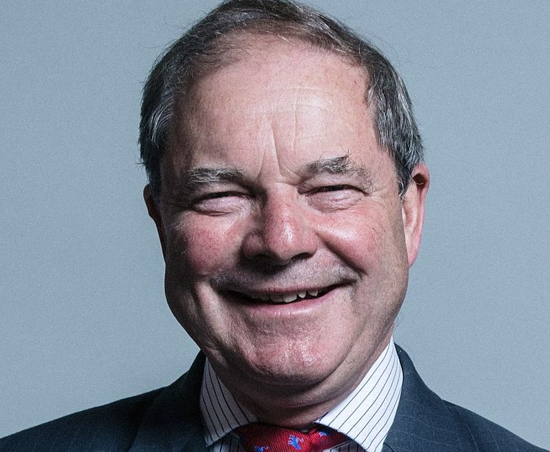 Tory MP Geoffrey Clifton-Brown