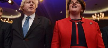 Arlene Foster says the DUP cannot support Boris Johnson's Brexit deal