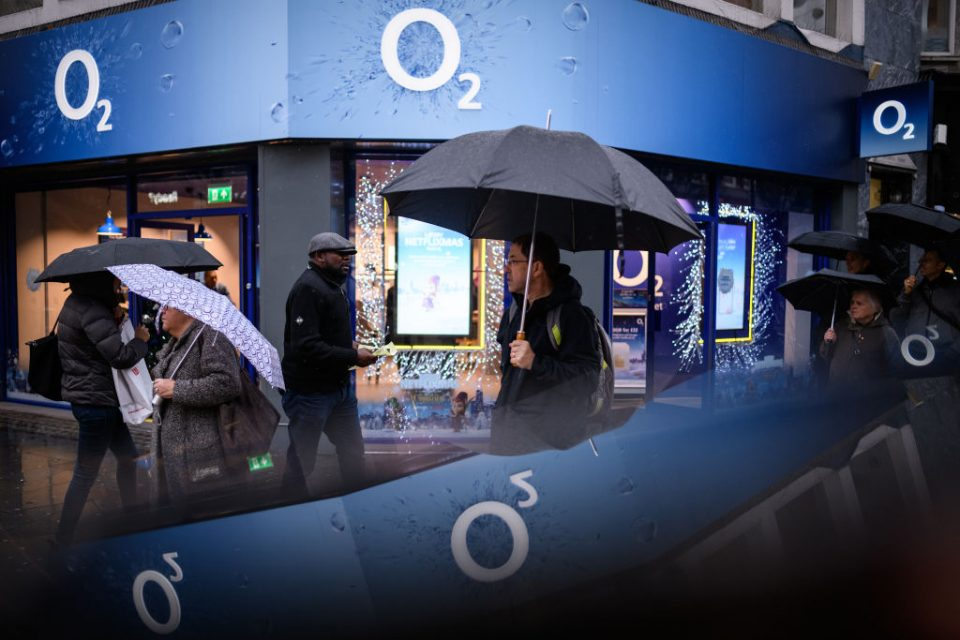 O2 Completes Uk 5g Rollout As It Switches On Network In Six