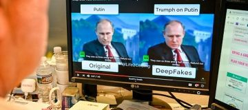 Number of deepfake videos online almost doubles