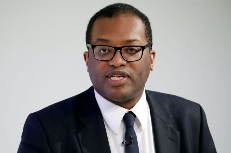 Conservative MP Kwasi Kwarteng