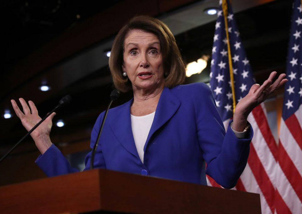 Nancy Pelosi has pursued the impeachment of Donald Trump due to his Ukraine dealings