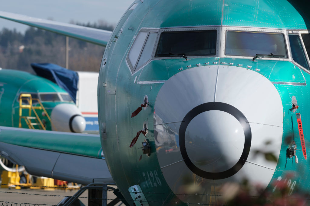 Boeing employees exchanged texts over 737 Max safety issues in 2016