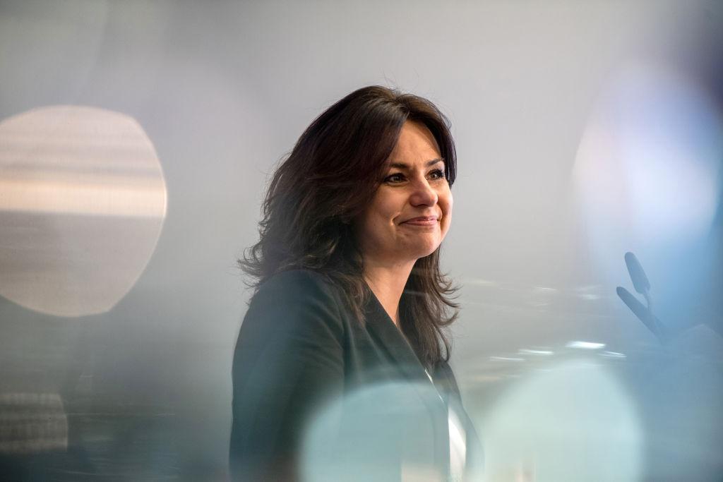 Ex-Tory MP Heidi Allen joins Liberal Democrats
