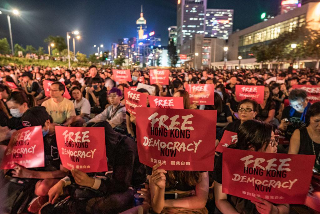 Intercontinental Hotels Group sales hit by Hong Kong protests