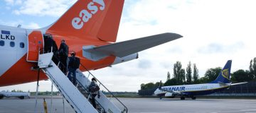 Will easyJet share price rally be sustained?