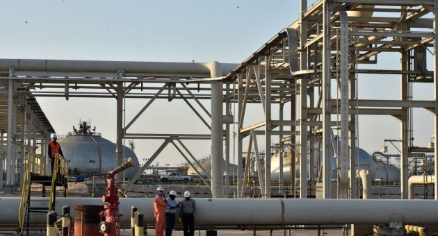 Slick: Saudi oil exports more than doubled to $13.8bn in April
