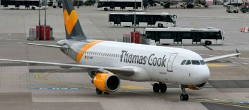 Thomas Cook liquidators secure bids for valuable airport slots