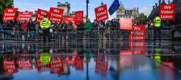 Brexit extension beyond Halloween 'now priced in'