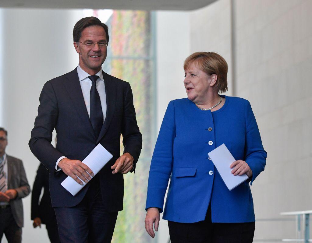 EU27 to 'stick together' after UK Brexit blueprint revealed