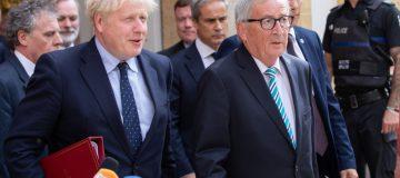 EU to discuss Brexit delay as Boris Johnson calls for Christmas general election