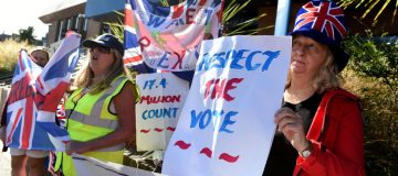Poll: Most Brits want to honour Brexit referendum